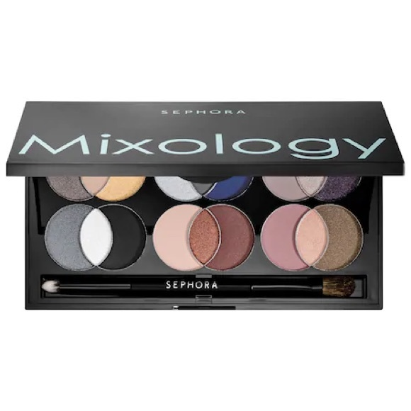 Sephora Other - Sephora Mixology Eye Palette in Hot & Spicy